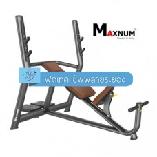 MA - A 819 F : Incline Press Bench