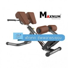 MA-A825 F : Lower Back Bench